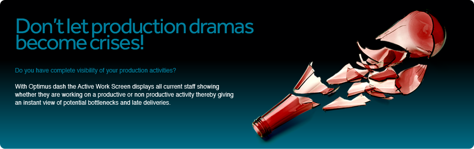 Don't let production dramas becomes crises!