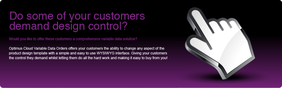 Do some of your customers demand design control?